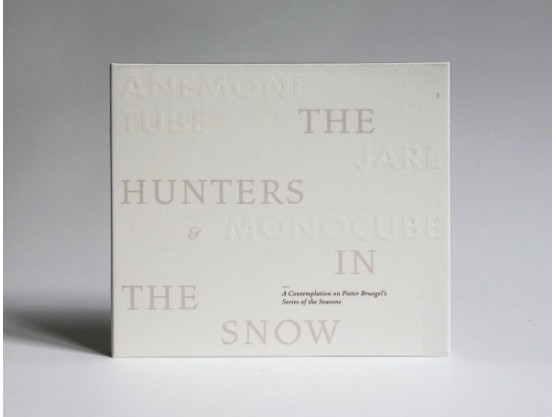 """Anemone Tube, Jarl & Monocube """" The Hunters in the Snow"""" Cover"""