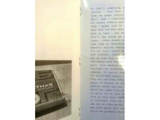 """Kantoor - Various Artists"" 2 Zine"