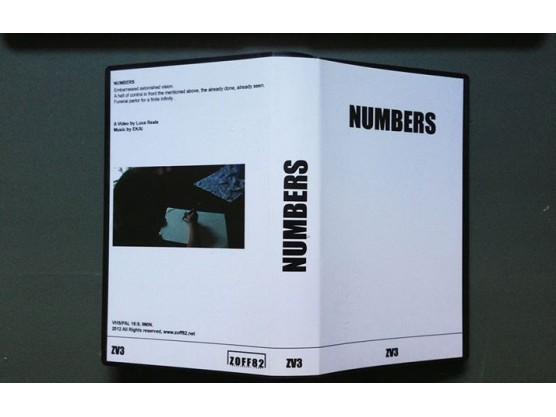 "V.A ""Numbers"" cover"