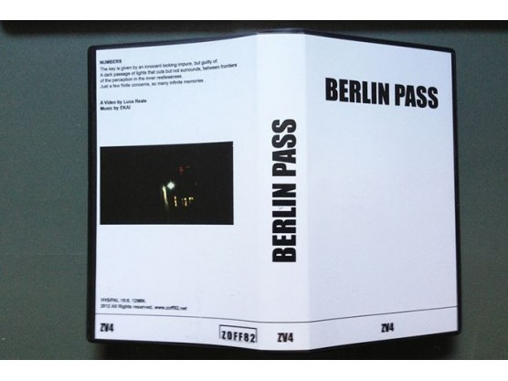 "V.A ""Berlin Pass"" cover"