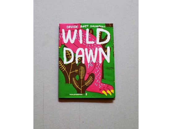 "Davide Bart. Salvemini ""Wild Dawn"" cover"