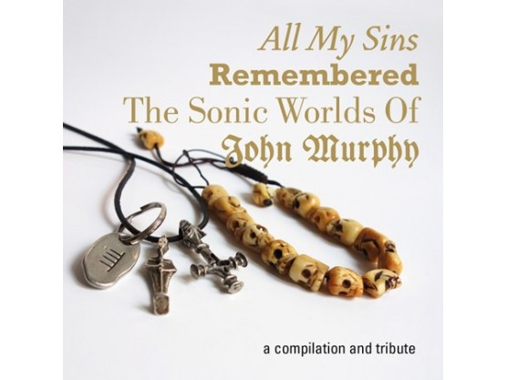 "V.A ""All My Sins Remembered - The Sonic Worlds Of John Murphy"" cover"