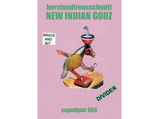 "Horstundireneschmitt ""Antipodes #006: New Indian Godz"" cover"