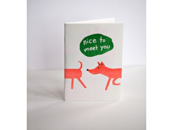 "Fox Italic ""Nice To Meet You"" cover"