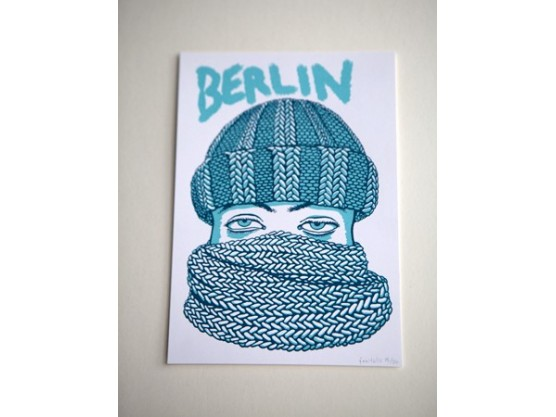 "Fox Italic ""Berlin Winter"""