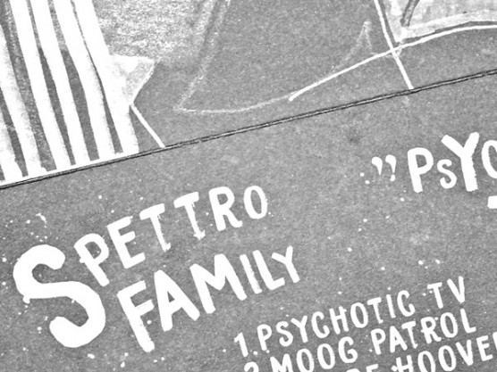 "V.A ""Spettro Family, Klaus Legal, Gosia Bartosik - Split"" #9"