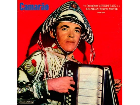 "Camarão ""The Imaginary Soundtrack To A Brazilian Western Movie"" cover"
