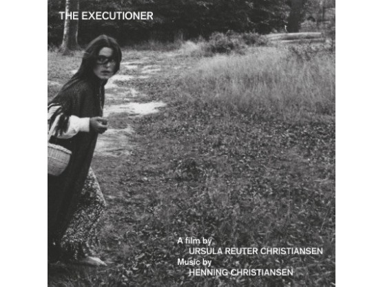 "Henning Christiansen ‎""The Executioner"" cover"