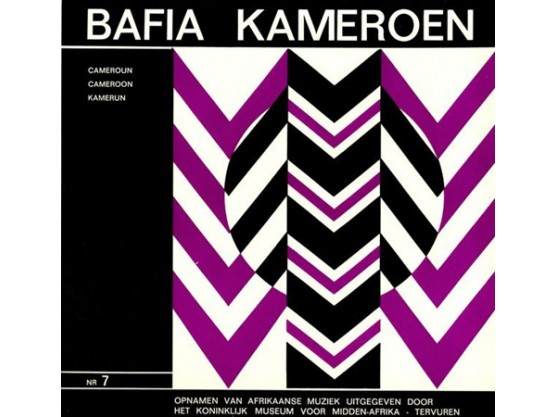 "Various Artists ""Bafia Kameroen"" cover"