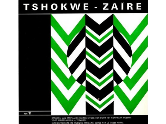 "Various Artists ""Tshokwe – Zaïre"" cover"