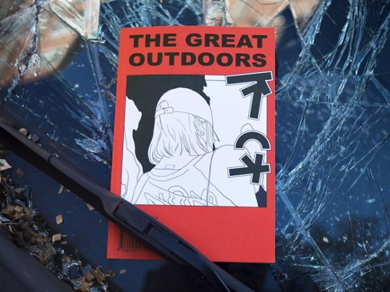 """V.A """"The Great Outdoors"""" cover"""