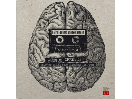 "Esplendor Geométrico ""Fungus Cerebri (Selected Tracks From Cassettes 1981-1989)"""