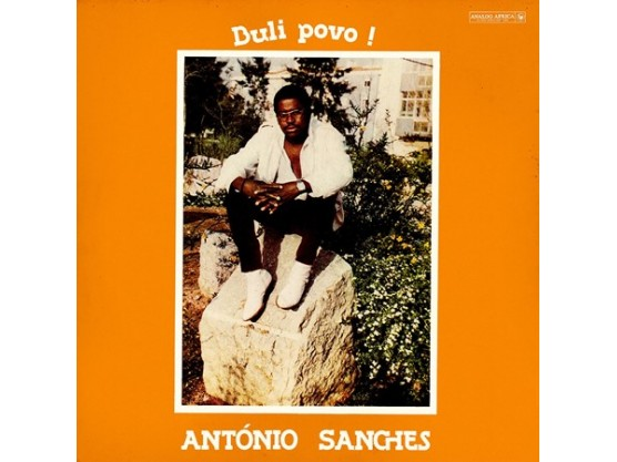 "António Sanches ""Buli Povo"" cover"