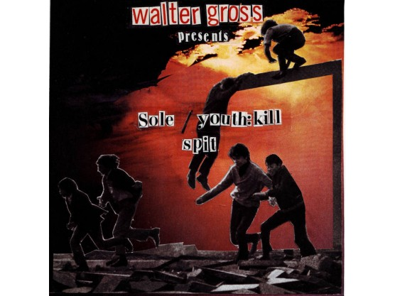 "Walter Gross ""Sole Youth: Kill Split"" cover"