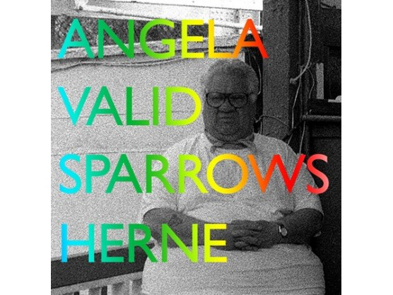 "Angela Valid, Sparrows Herne ""Valid Sparrows"" cover"