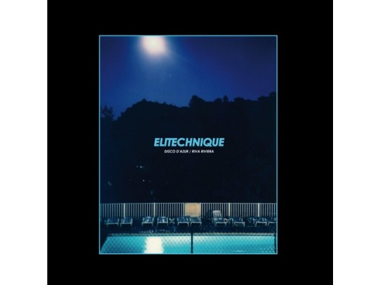 "Elitechnique ‎""Disco D'Azur / Riva Riviera"" cover"