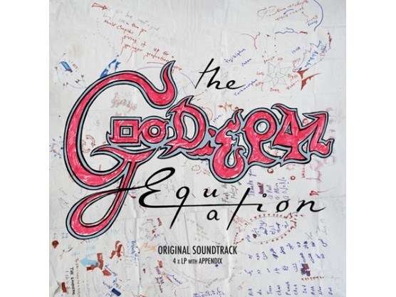 """Goodiepal """"The Goodiepal Equation Original Soundtrack With Appendix"""" cover"""