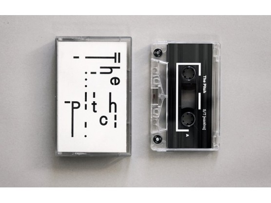 """The Pitch """"S/t [κασέτα]"""" cover"""