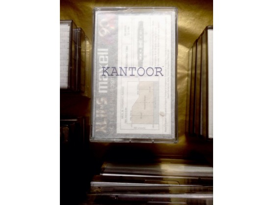 """Kantoor - Various Artists"" Cover"