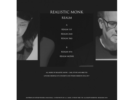 "Realistic Monk ""Realm"" 1"