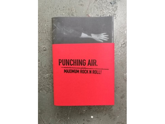 "Matt Plezier ""Punching Air I"" Cov"