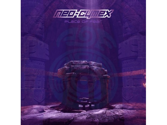 """NEO-CYMEX """"PLACE OF FEAR"""" Cover"""