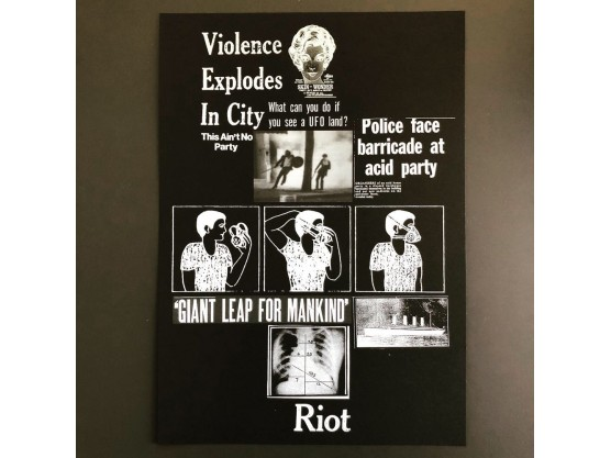"Matt Plezier ""Tonotopic Poster Set Pack"" Cov"