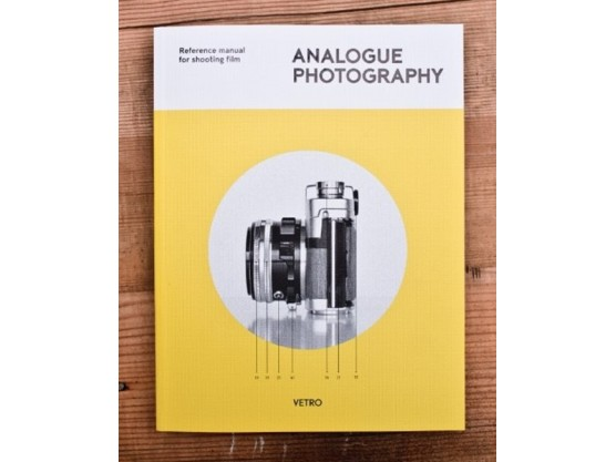 """Andrew Bellamy """"Analogue Photography"""" Cov"""