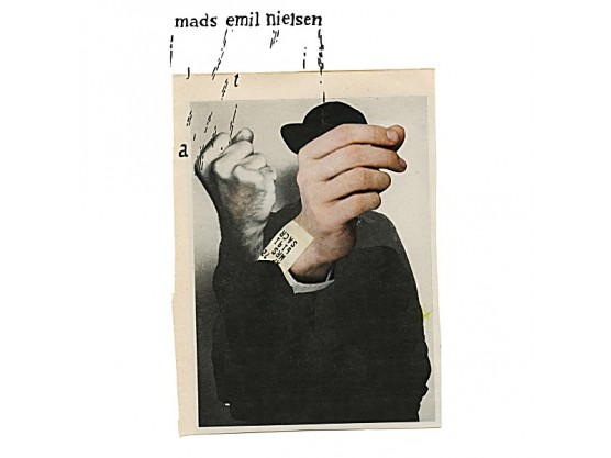 """Mads Emil Nielsen """"PM016 (2020 Remaster)"""" Cover"""