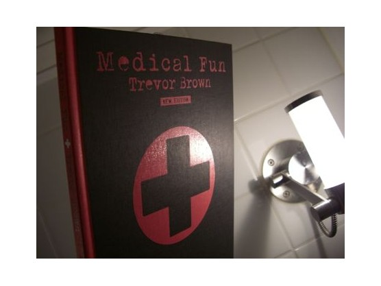 "Trevor Brown ""Medical Fun"" 1"