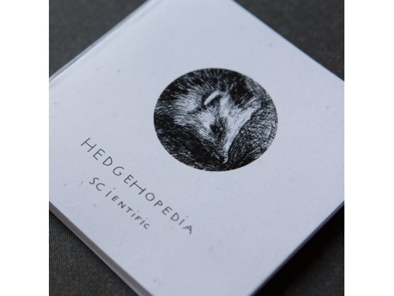 "Ilya Kreines ""Hedgehopedia Scientific"" Cov"