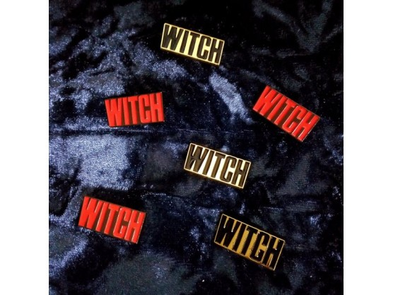 "Eloise Leigh ""Witch Pin"" Cov"
