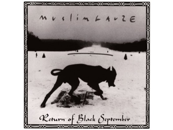 "Muslimgauze ""Return Of Black September"" Cov"