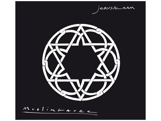 "Muslimgauze ""Jerusalaam"" CD digipak"