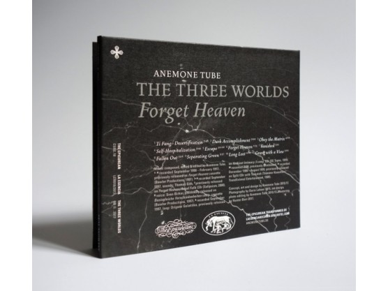 """Anemone Tube """"The Three Worlds - Forget Heaven"""" Cover"""
