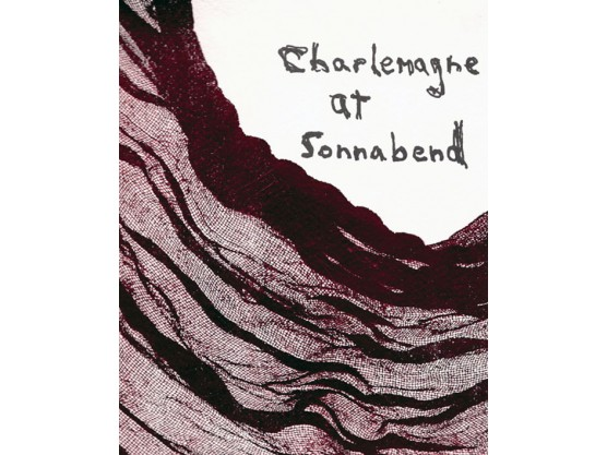 """Charlemagne Palestine """"Charlemagne at Sonnabend"""" cover"""