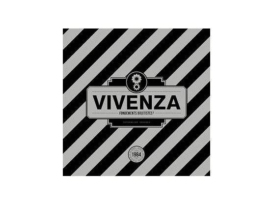 """Vivenza """"Fondements Bruitistes²"""" cover"""
