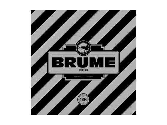 """Brume """"Friction"""" cover"""