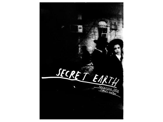 "V.A ""Secret Earth"" cover"