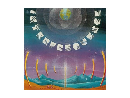 """Ariel Kalma """"Interfrequence"""" cover"""