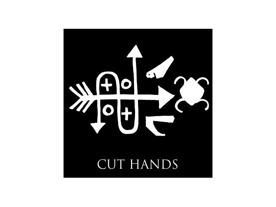 """Cut Hands """"Afro Noise I (Volume 1)"""" cover"""