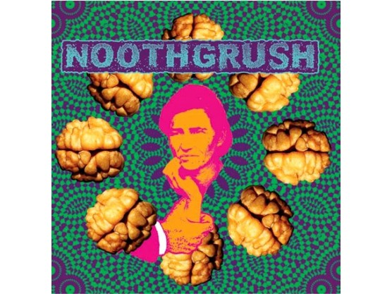 """Noothgrush, Suppression """"Noothgrush, Suppression - Split"""" cover"""