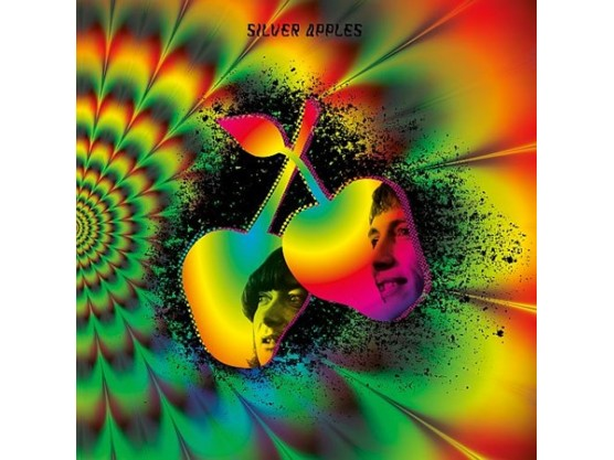 """Silver Apples """"Silver Apples"""" cover"""