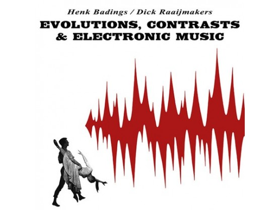 "V.A ""Evolutions, Contrasts & Electronic Music"" cover"