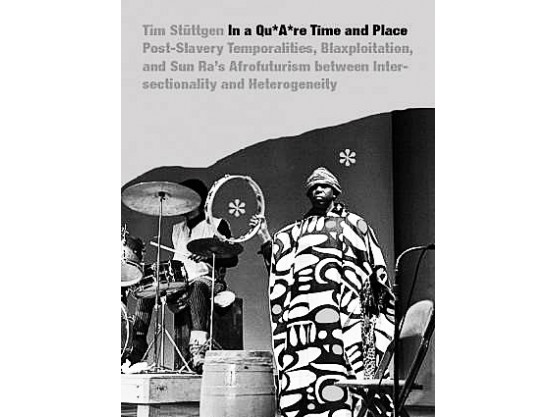 """Tim Stuttgen """"In A Qu*A*Re Time And Place"""" Cover"""