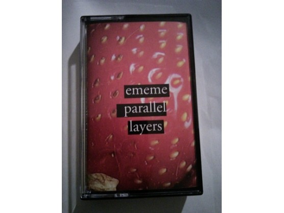 """ememe """"Parallel Layers"""" cover"""