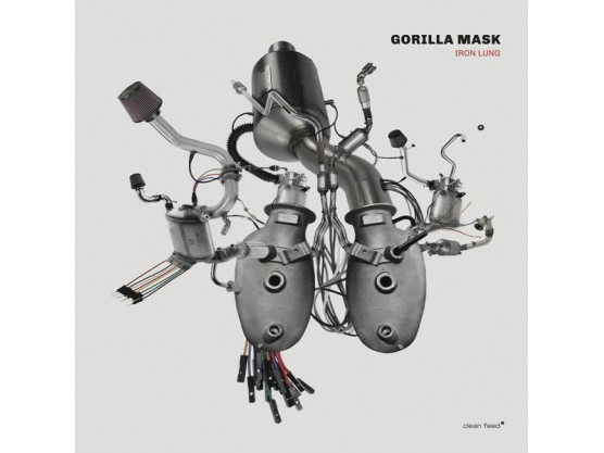"Gorilla Mask ""Iron Lung"" Cov"