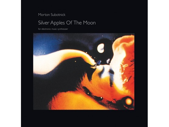 "Morton Subotnick ""Silver Apples Of The Moon"" Cover"