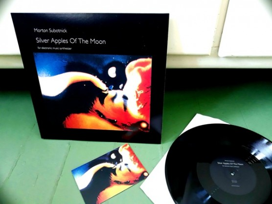 "Morton Subotnick ""Silver Apples Of The Moon"" 1"