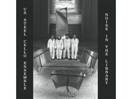 """U.S. Steel Cello Ensemble """"Noise In The Library"""" Cover"""